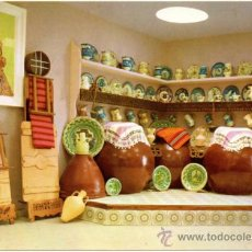 Postales: ALCANTARILLA.- MUSEO DE LA HUERTA. RINCÓN TÍPICO.. Lote 38646552