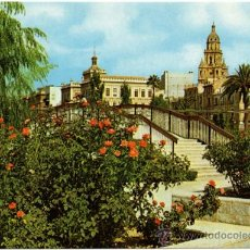 Postales: MURCIA.- ROSALEDA. CATEDRAL AL FONDO.. Lote 38677136