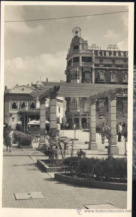 CARTAGENA (MURCIA).- ENSANCHE CALLE CAMPOS (Postales - España - Murcia Moderna (desde 1.940))
