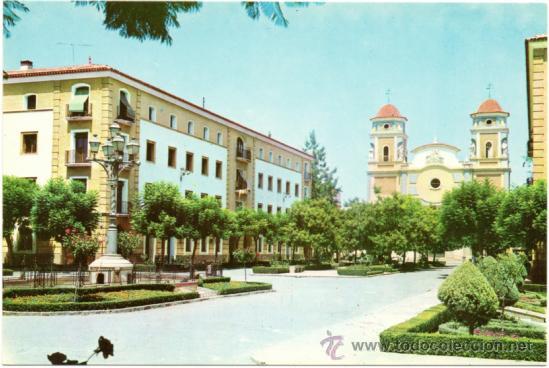 MURCIA.- PLAZA MAYOR DE VISTABELLA. (Postales - España - Murcia Moderna (desde 1.940))