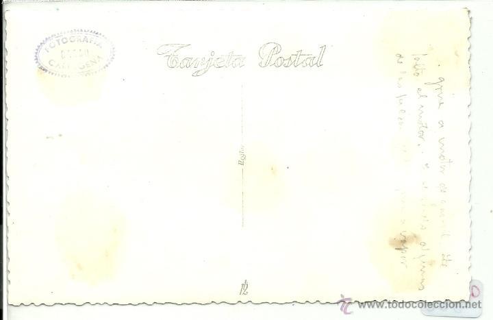 Postales: (PS-36560)POSTAL DE CARTAGENA-OBRAS EN EL PUERTO - Foto 2 - 39315147