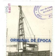 Postales: (PS-36559)POSTAL DE CARTAGENA-OBRAS EN EL PUERTO. Lote 39315173