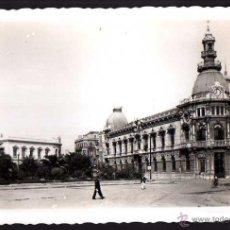 Postales: CARTAGENA. PALACIO MUNICIPAL. NO CIRCULADA.. Lote 39315189