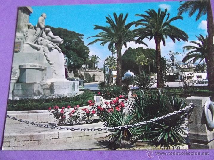 MURCIA-V15-NO ESCRITA-CARTAGENA (Postales - España - Murcia Moderna (desde 1.940))