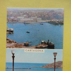 Postales: PUERTO DE CARTAGENA. ED. GARCÍA GARRABELLA. Lote 39615732
