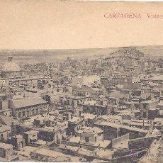 Postales: PS0767 CARTAGENA 'VISTA PARCIAL'. ED. J. CASAÚ. SIN CIRCULAR. Lote 39700488