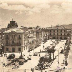 Postales: MURCIA 1110 GLORIETA DE ESPAÑA EDICIONES ARRIBAS CIRCULADA EN 1959. Lote 39970911