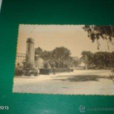 Postales: POSTAL ANTIGUA DE CARTAGENA, PLAZA DE ESPAÑA. AÑOS 50. Lote 40232963