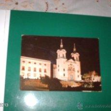 Postales: POSTAL ANTIGUA DE MURCIA. VISTA NOCTURNA DE LA FUENSANTA. AÑOS 60. ED. NOCTURNOS. NÚMERO 30. Lote 40266693