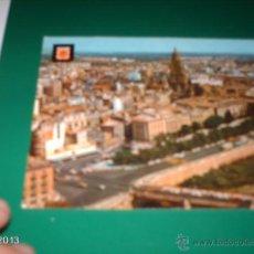 Postales: POSTAL ANTIGUA DE MURCIA. VISTA AÉREA. AÑOS 60. ED. SUBIRATS. Lote 40266817