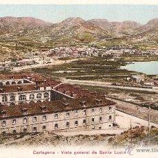 Postales: CARTAGENA Nº 47428 VISTA GENERAL DE STA. LUCIA SIN CIRCULAR. Lote 40669518