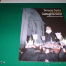 Postales: POSTAL DE LA SEMANA SANTA DE CARTAGENA. AÑOS 2000. Lote 40972008