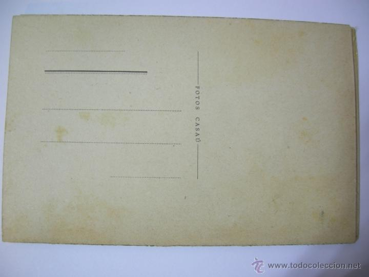 Postales: BLOC DE 10 POSTALES DE CARTAGENA FOTOS CASAÚ, AYTO. Y GOV. MILITAR, PUERTAS DE MURCIA, B. ESPAÑA,.., - Foto 6 - 40995348