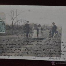 Postales: ANTIGUA FOTO POSTAL FECHADA EN LORCA DEL AÑO 1911. Lote 41004216