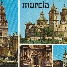 Postales: MURCIA, EDITOR: SUBIRATS CASANOVA Nº 154. Lote 41047623