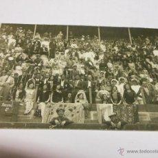 Postales: TARJETA POSTAL FOTOGRAFICA DE MURCIA PLAZA DE TOROS - FOTO CASAU CARTAGENA. Lote 41116381