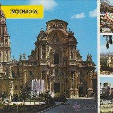 Postales: MURCIA, CATEDRAL Y OTRAS VISTAS, EDITOR: SUBIRATS CASANOVA Nº 115. Lote 41808467