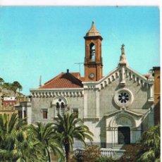 Postales: POSTAL: CARTAGENA . IGLESIA DE SAN DIEGO. Lote 42086993