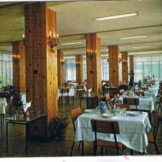 Postales: POSTAL: PUERTO LUMBRERAS (MURCIA) HOTEL RISCAL. Lote 42087184