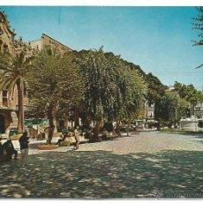 Postales: CARTAGENA .- PLAZA DE SAN FRANCISCO .- EDICIONES ARRIBAS Nº 2001 SIN CIRCULAR. Lote 42271851