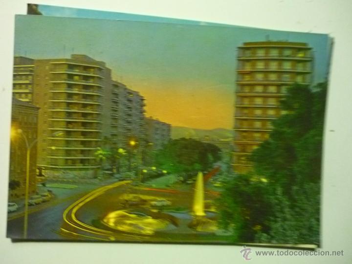 POSTAL CARTAGENA ..ESCRITA PL.BASTARRECHE (Postales - España - Murcia Moderna (desde 1.940))