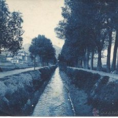 Postales: PS4424 LORCA 'CANAL DE SAN DIEGO'. L. ROISIN. CIRCULADA. Lote 42878509