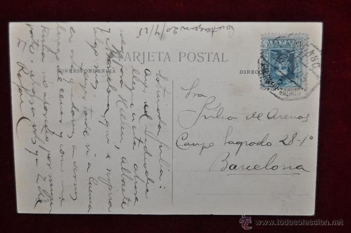 Postales: ANTIGUA POSTAL DE CARTAGENA. MURCIA. VISTA PANORAMICA. CIRCULADA - Foto 2 - 42951063