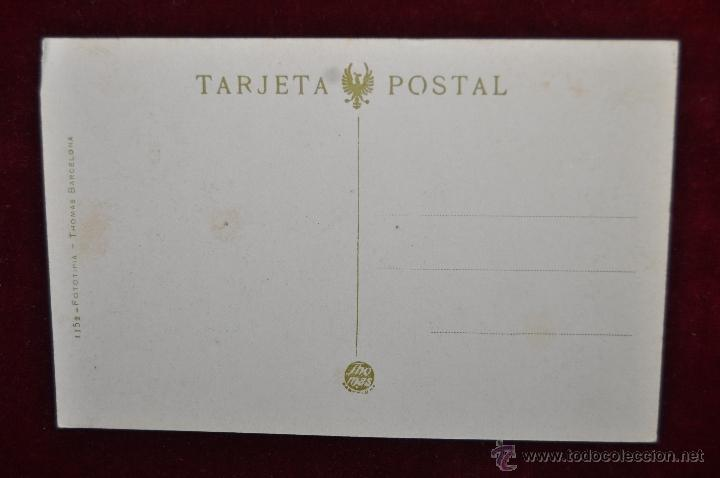 Postales: ANTIGUA POSTAL DE MURCIA. EL MATADERO. FOTPIA. THOMAS. SIN CIRCULAR - Foto 2 - 43125276