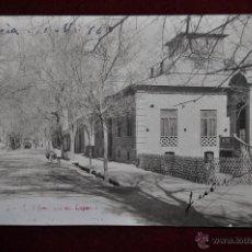 Postales: FOTO POSTAL DE LORCA. MURCIA. CALLE DE ESPANERO. ESCRITA. Lote 43170762