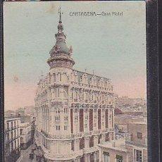 Postales: POSTAL CARTAGENA GRAN HOTEL. Lote 43355305