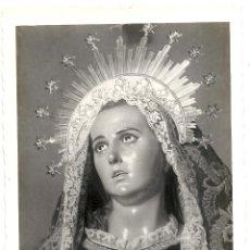 Postales: MURCIA, FIGURAS DE SALCILLO Nº 286, LA SOLEDAD. ED. ARRIBAS. Lote 43371415