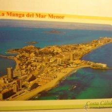 Cartes Postales: POSTAL LA MANGA DEL MAR MENOR .- VISTA PARCIAL. Lote 43439135