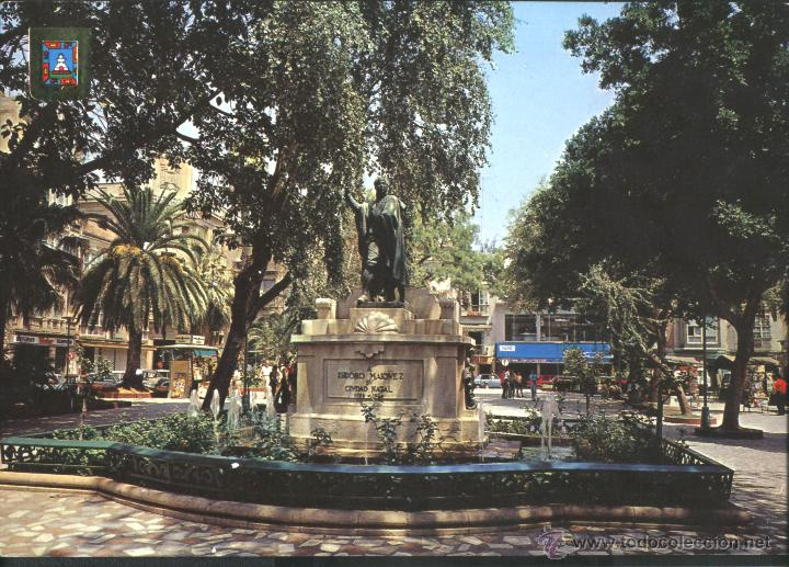 CARTAGENA - PLAZA DE SAN FRANCISCO (Postales - España - Murcia Moderna (desde 1.940))