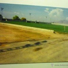 Postales: POSTAL FUTBOL -DOLORES PACHECO-CAMPO MUNICIPAL. Lote 43591375