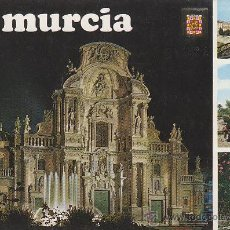 Postales: MURCIA, EDITOR: SUBIRATS CASANOVA Nº 157. Lote 43772314
