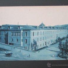 Postales: POSTAL MURCIA. CARTAGENA. CUARTEL DEL REGIMIENTO DE SEVILLA Y HOSPITAL MILITAR. . Lote 43791526