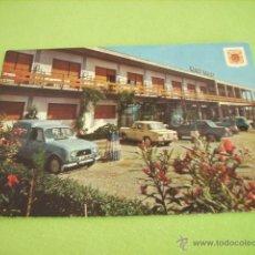 Postales: PUERTO LUMBRERAS (MURCIA) HOTEL RISCAL. Lote 155199036