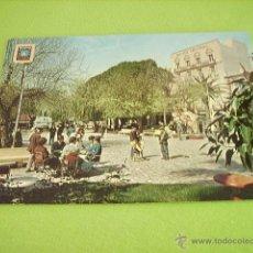 Postales: CARTAGENA (MURCIA) PLAZA DE SAN FRANCISCO. Lote 44866834