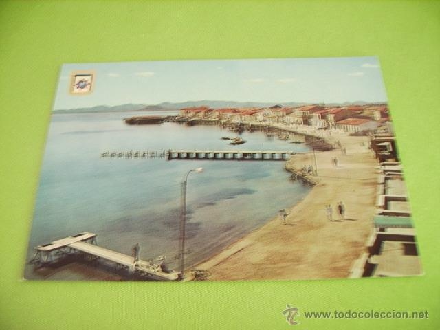 LOS ALCAZARES (MURCIA) PLAYA DEL ESPEJO (Postales - España - Murcia Moderna (desde 1.940))