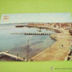 Postales: LOS ALCAZARES (MURCIA) PLAYA DEL ESPEJO. Lote 129953899