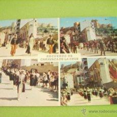 Postales: CARAVACA DE LA CRUZ (MURCIA) FIESTA DE MOROS Y CRISTIANOS. Lote 44868413