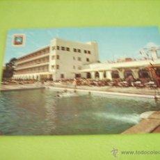 Postales: LA RIBERA MAR MENOR (MURCIA) HOTEL LOS ARCOS. Lote 44868606