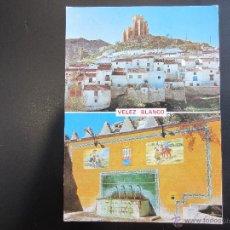 Postales: CARAVACA DE LA CRUZ. MURCIA. CASTILLO Y CAÑOS DE CARAVACA.. Lote 45046118