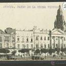 Postales: MURCIA - PASEO DE LA REINA VICTORIA - FOTOGRAFICA - (25877). Lote 45830730