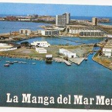 Cartoline: LA MANGA DEL MAR MENOR. Lote 45844107