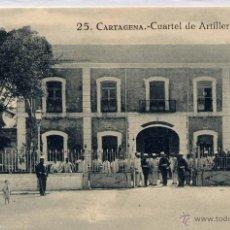 Postales - CARTAGENA (MURCIA).- CUARTEL DE ARTILLERIA - 46445360