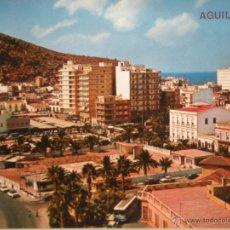 Postales: - MAGNIFICA POSTAL DE - AGUILAS - MURCIA - DE LOS AÑOS 70 -. Lote 46545151