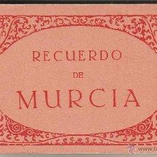 Postales: RECUERDO DE MURCIA (20 POSTALES). Lote 46835315