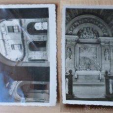 Postales: DOS POSTALES EDICIONES ARRIBAS DE MURCIA. Lote 46837096
