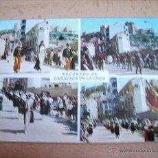 Postales: CARAVACA DE LA CRUZ ( MURCIA ) FIESTAS DE MOROS Y CRISTIANOS. Lote 47043800